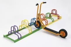 Kiddy-rack
